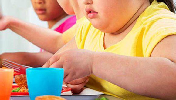 Obesidad en los niños causa hipertensión arterial