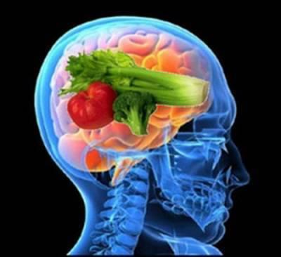 Para una buena salud mental una buena dieta