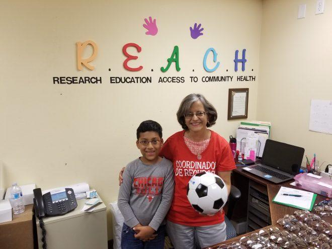 Conoce R.E.A.C.H., la organización que ayuda y orienta a inmigrantes