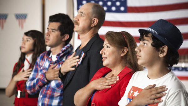 ¿Cómo pedir la ciudadanía norteamericana?