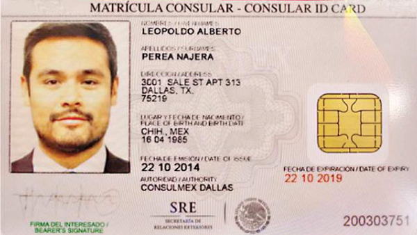 ¿Para qué les sirve la matrícula consular a los indocumentados?