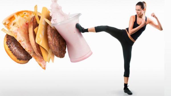 Comer saludable ayuda a combatir la depresión