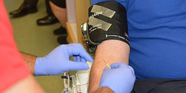 ¿Cuánta sangre podemos donar?