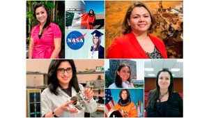 Cinco mexicanas que están triunfando en la NASA