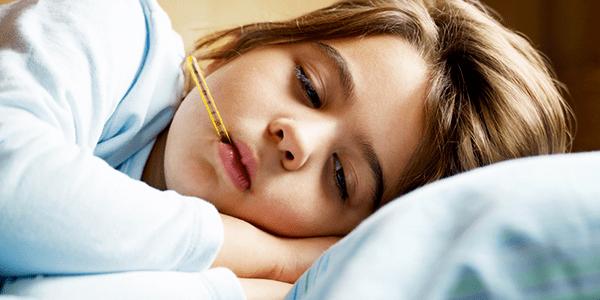 Si tus hijos presentan algunos de estos síntomas no deben salir de casa
