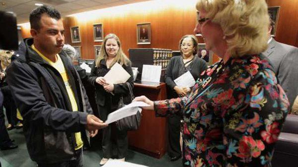Conoce el programa The Texas Labor Citizenship Project