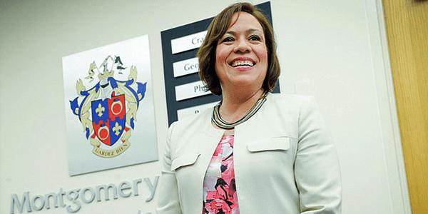 Nancy Navarro, la Concejal del Condado de Montogomery proinmigrante