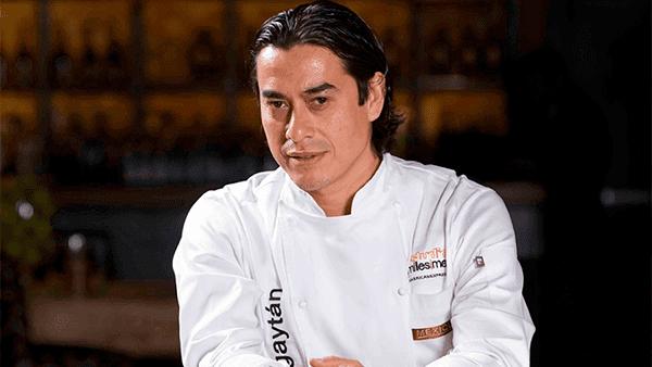 Carlos Gaytán: Orgullo Latino culinario