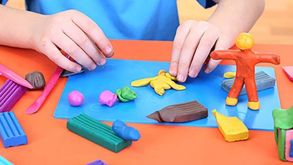Actividades terapéuticas para los niños en esta cuarentena