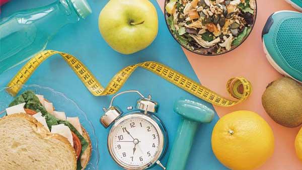 Cómo llevar una vida saludable durante la cuarentena