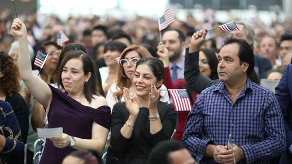 Estados de la Unión Americana apoyan a los indocumentados en el censo