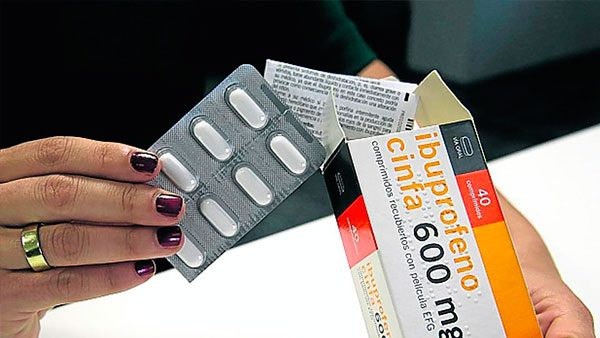 Ibuprofeno y COVID-19