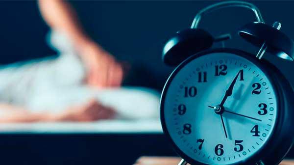 Enfermedades causadas por falta de sueño