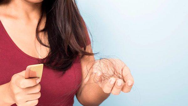 Evita la caída del cabello durante los meses otoñales
