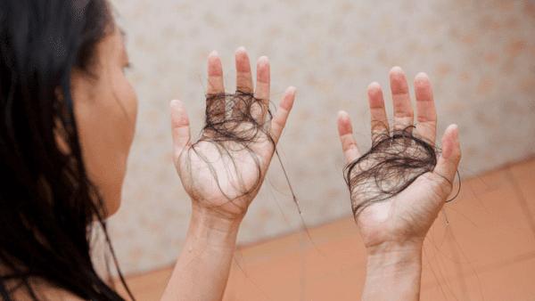 8 formas de evitar que se caiga el cabello por estrés
