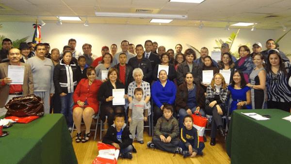 Dan premio a mexicano por su ayuda a migrantes