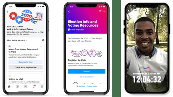 Redes sociales llaman al voto