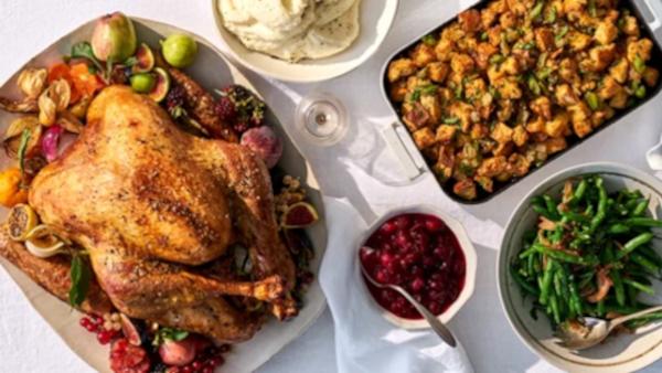 5 tips para tener un pos Acción de Gracias saludable