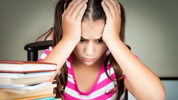 Señales que demuestran que tu hijo está estresado