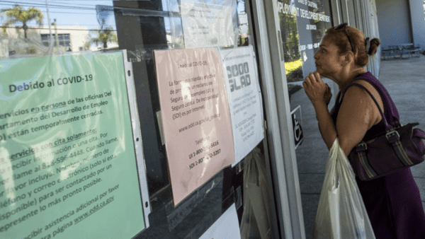 Ayudas atrasadas en California podrían llegar a finales de mes