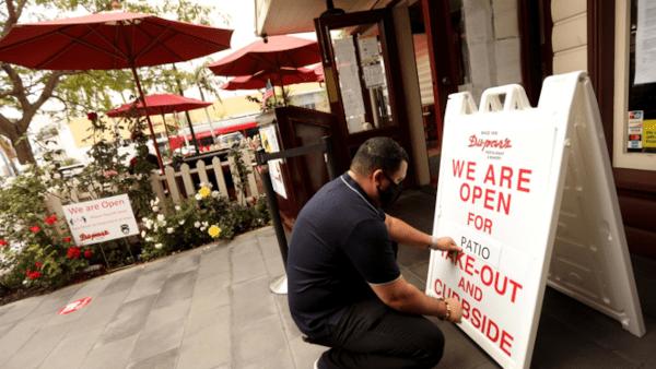 California inicia ayuda y rescate para pequeñas empresas