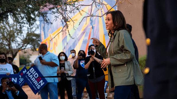 Harris promete acelerar la ciudadanía, protección a dreamers y restaurar el asilo